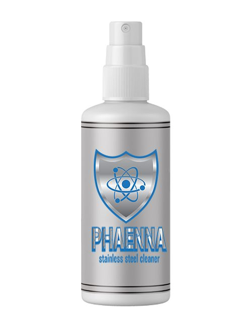 Phaenna - Stainless steel cleaner